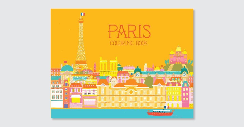 paris coloring